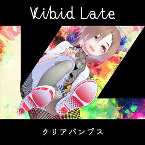 【Vroid用テクスチャ】Vibid Late クリアパンプス