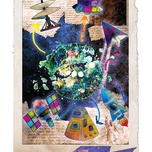 絵本「幻想曲と夜明け団」