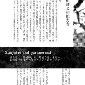【追加ルール】瞻望 -妄想魔法のトーヴァシェスポワリ-【ダウンロード版】