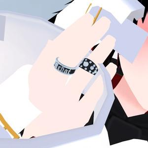 【無料】イカツい指輪