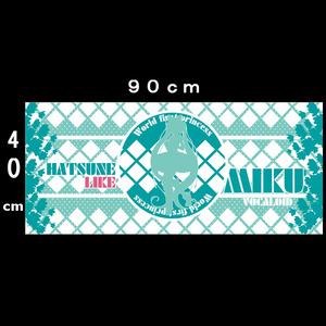 マウスパッド (大きいサイズ)  90×40cm デスクマット アニメ ゲーム ロリ エロ 初音ミク ボカロ