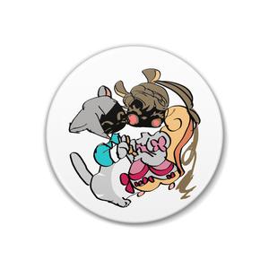 君好キzoo魔シリーズ ローザ&ロンド(猫リス)