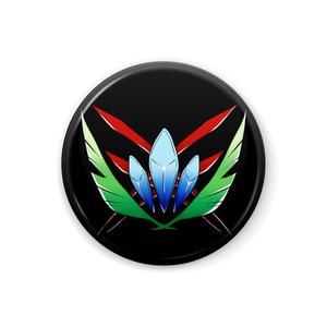 ロゴ缶バッジ#1