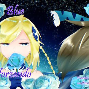 Blue forzando