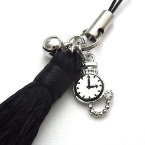 時計のタッセルストラップ