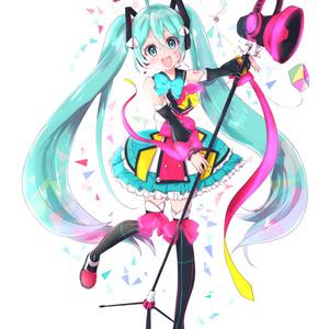 マジカルミライ2018ちゃんアクキー