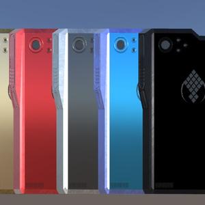【VRchat想定】MCF Sci-Fi携帯端末I48