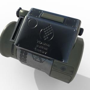 MCF 腕部装着型生活補助デバイスRip-Girl 3500