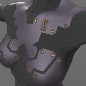 MCF VRoid Body Suit