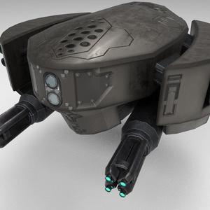 MCF Battle drone D112