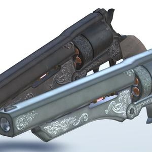 MCF Fantasy Revolver Finis Aeternum