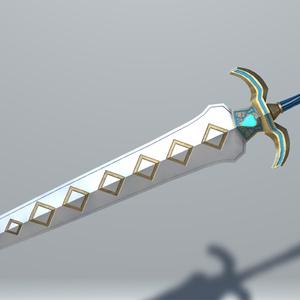 MCF Magic sword Auberon