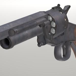 MCF Le Mat Revolver