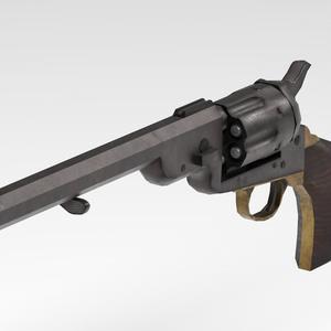 MCF 51 Conversion Revolver