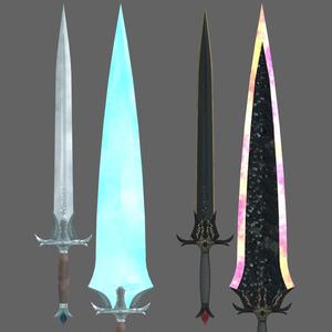 MCF Magic sword Extitania