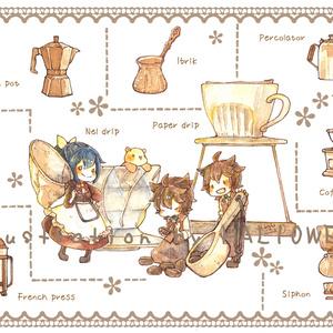 Postcard【コーヒーギア】
