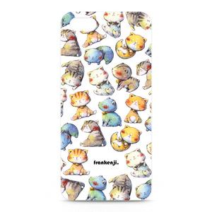 ねこのiPhoneケース(5側面印刷)