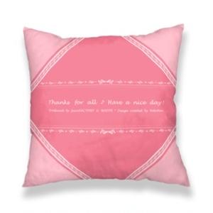 カラーセラピー 色彩療法 ホリスティック 光 音 周波数 すっきり スタイリッシュ りぼん きれいめ cushioncase onlycover クッションカバー