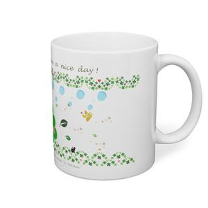 カラーセラピー 色彩療法 ホリスティック 光 音 周波数 夢の森  ほっこり 癒し系 earth 夢の森 sea 海 sky お空 soil 土 tree 樹木 drink マグカップ cup