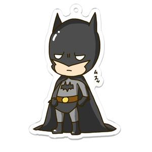 ちびバットマンアクリルキーホルダー