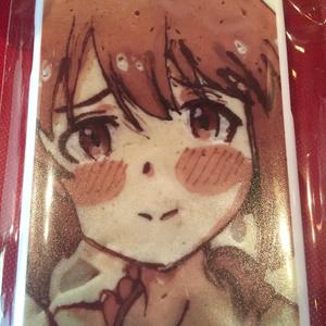 はちわれさんパンケーキアートのiPhoneケース
