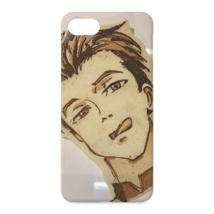 "Real Printed Pancaleart Case ""Yuri"" パンケーキアートなiPhoneケース"