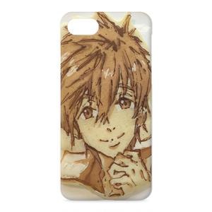 """Real Printed Pancake Case """"Makoto"""" とってもリアルなパンケーキアート iPhone ケース"""