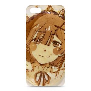 "Real Printed Pancake Case ""Rem"" とってもリアルなパンケーキアートなiPhoneケース"