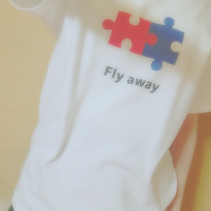 Fly away Tシャツ