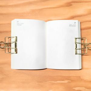muji diary - 2021