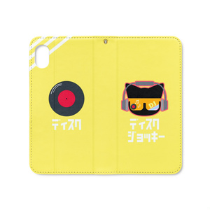 DJねこiPhoneケース