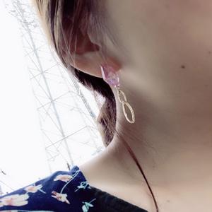 誉桜の耳飾り