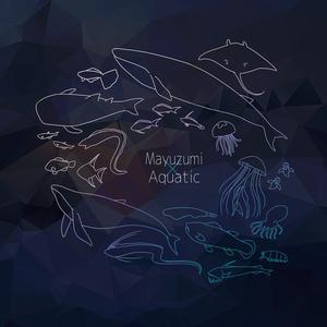 Mayuzumi × Aquatic [合同イラスト集]
