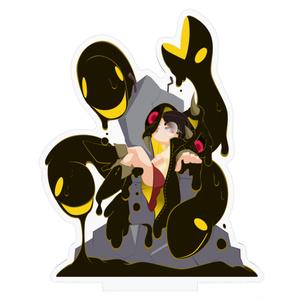 アクリルフィギュア -咲-【No.23:Meltdown】 100×100㎜