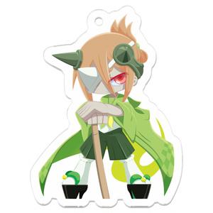 パラサイトガール【キキ】アクリルキーホルダー 50×50