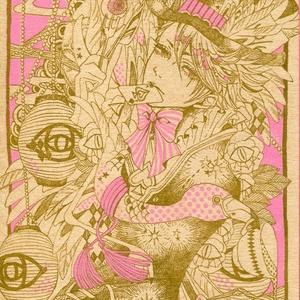 ポストカード【不思議の国のアリス_帽子屋】