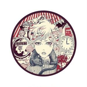 缶バッチ【黄泉行き特急列車】