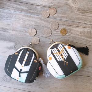 ◆源氏◆とうらぶポーチ がま口財布◆