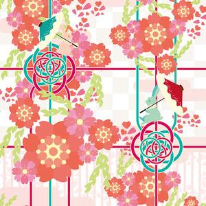 【スマホケース】春らんまん-夜桜【受注生産】