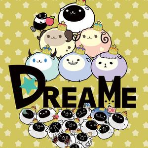 DREAME★キーホルダー