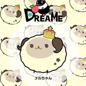 DREAME★キーホルダー【各キャラ】