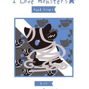 【ハンドタオル】Monsters★