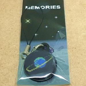 MEMORIES ストラップ