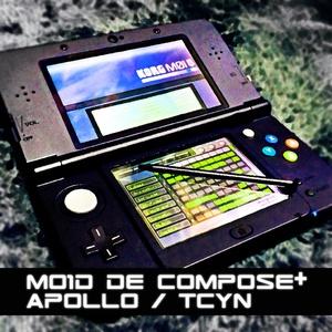 【2015年M3春】M01D De Compose + APOLLO【FreeDL】