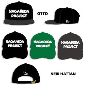 【帽子】10周年 流田豊デザインキャップ