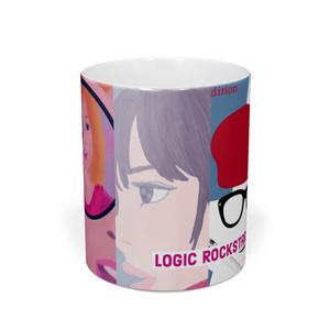 Logic RockStar Original マグカップ