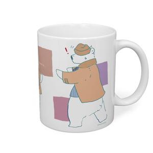 しめくまさんマグカップ
