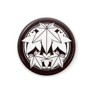 帝国妖魔討伐統制局 支部紋章缶バッジ