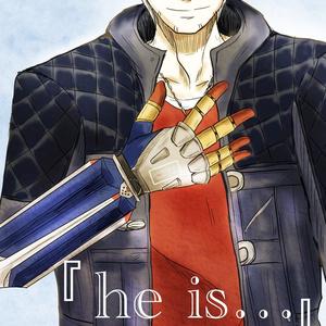 『he is …』