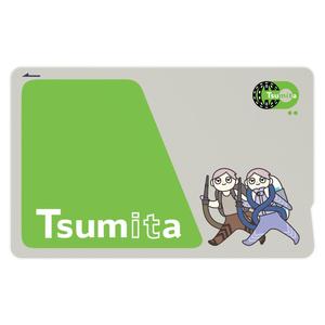 Tsumita ICカードステッカー